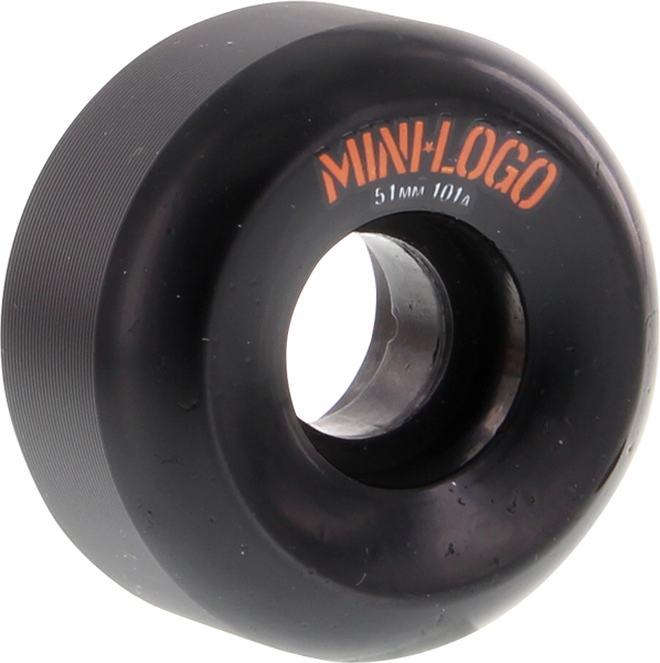Mini Logo A-Cut 51Mm 101A Black Ppp