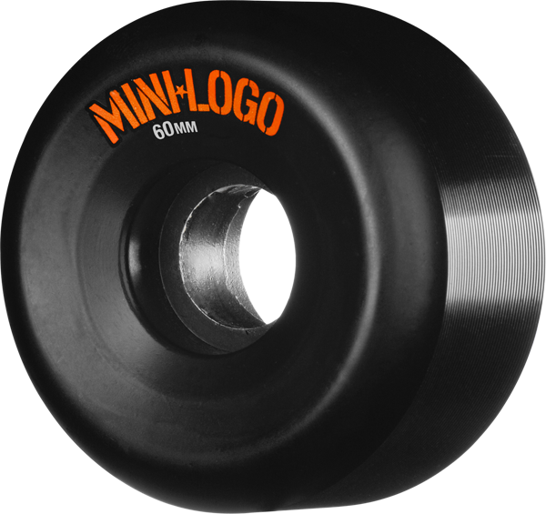 Mini Logo A-Cut 60Mm 101A Black Ppp
