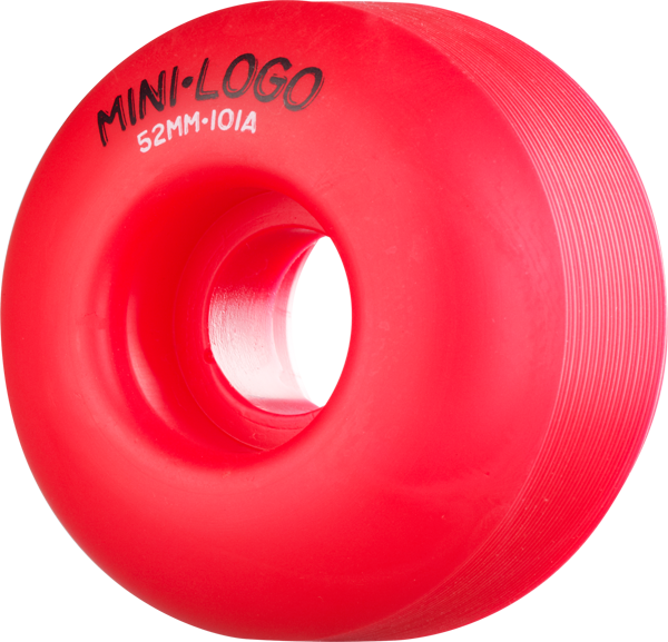 Mini Logo C-Cut 52Mm 101A Red Pp