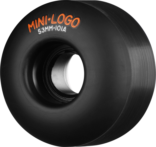 Mini Logo C-Cut 53Mm 101A Black Ppp