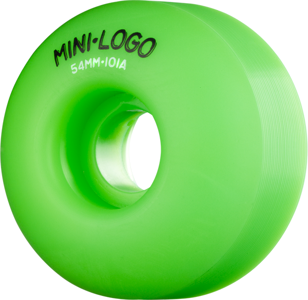 Mini Logo C-Cut 54Mm 101A Green Ppp