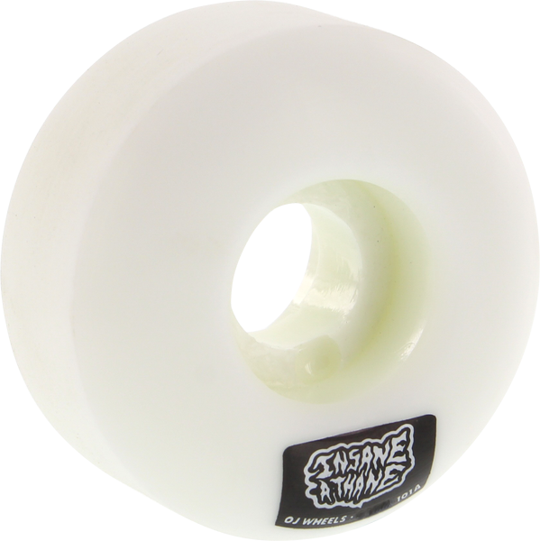 Oj Insaneathane Ez Edge 50Mm 101A White