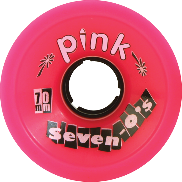 Pink Seven-O's 70Mm 78A Pink