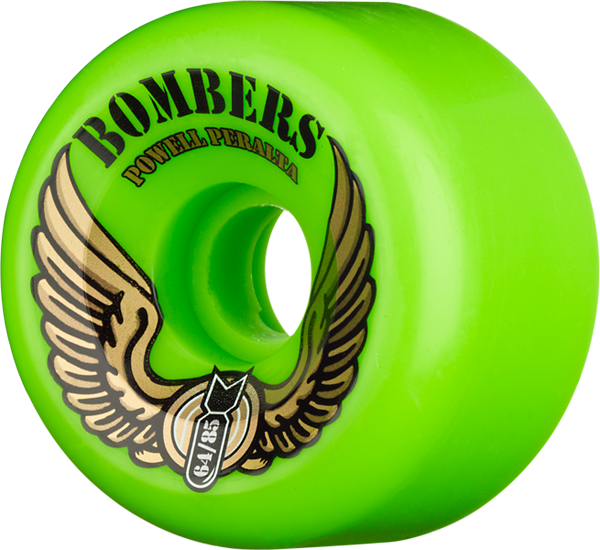 Pwl/P Bomber Iii 85A 64Mm Green