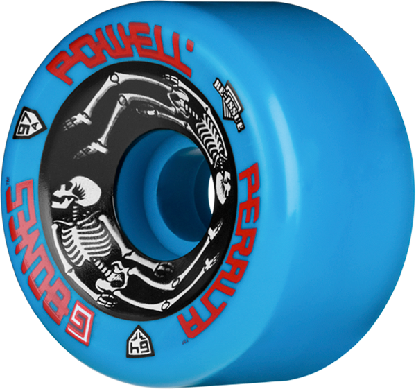Pwl/P G-Bones Ii 97A 64Mm Blue