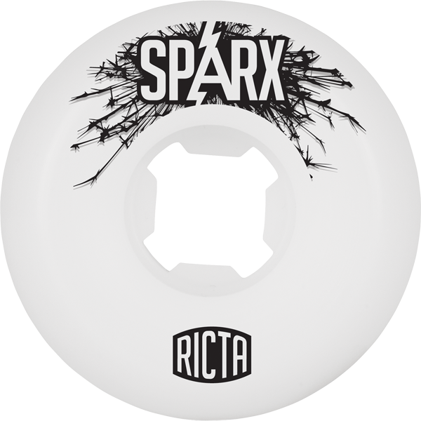 Ricta Sparx Shockwaves 50Mm White Ppp