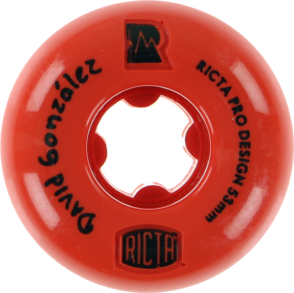 Ricta Gonzalez Nrg 53Mm Red