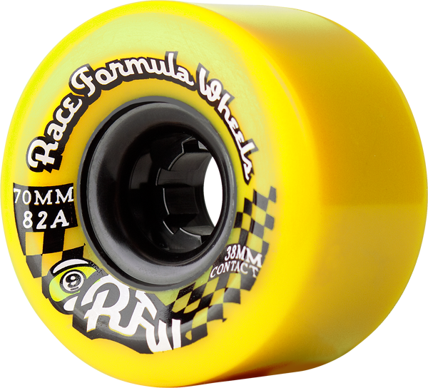 Sec9 Race Formula Cs 70Mm 78A Yel Center Set
