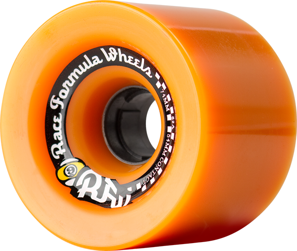 Sec9 Race Formula 74Mm 82A Orange Offset