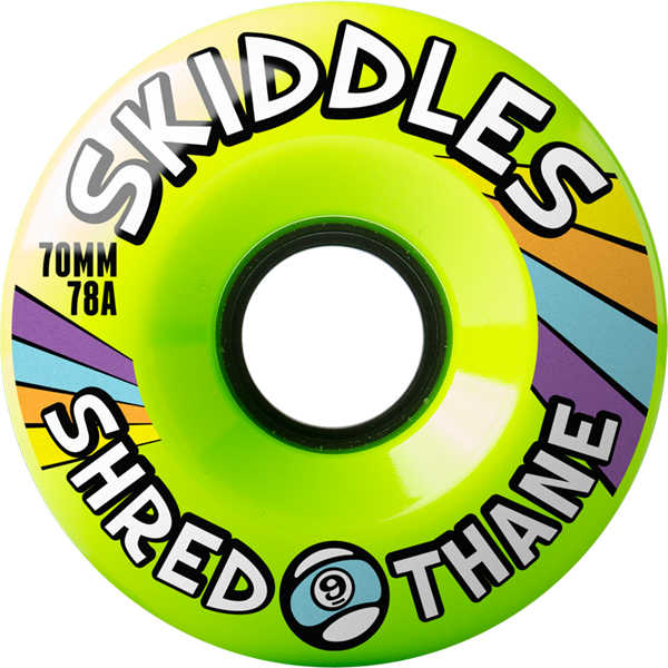 Sec9 Skiddles 70Mm 78A Green