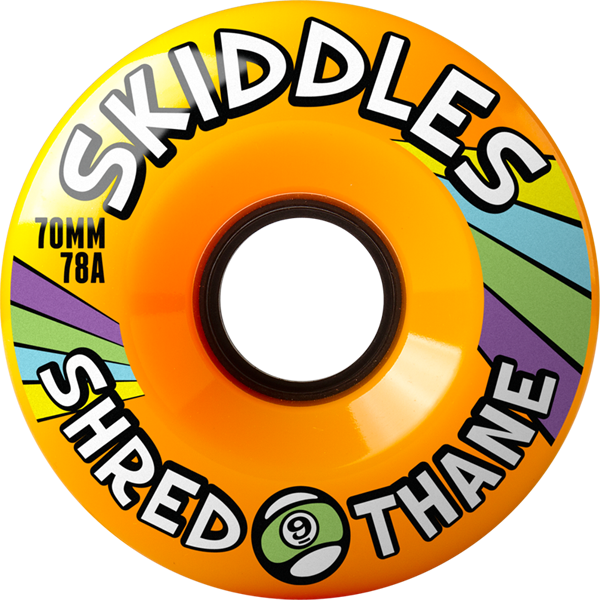Sec9 Skiddles 70Mm 78A Orange