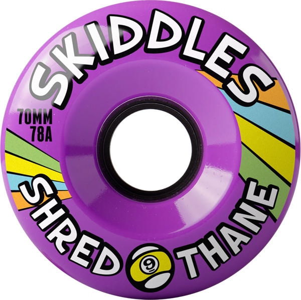 Sec9 Skiddles 70Mm 78A Purple