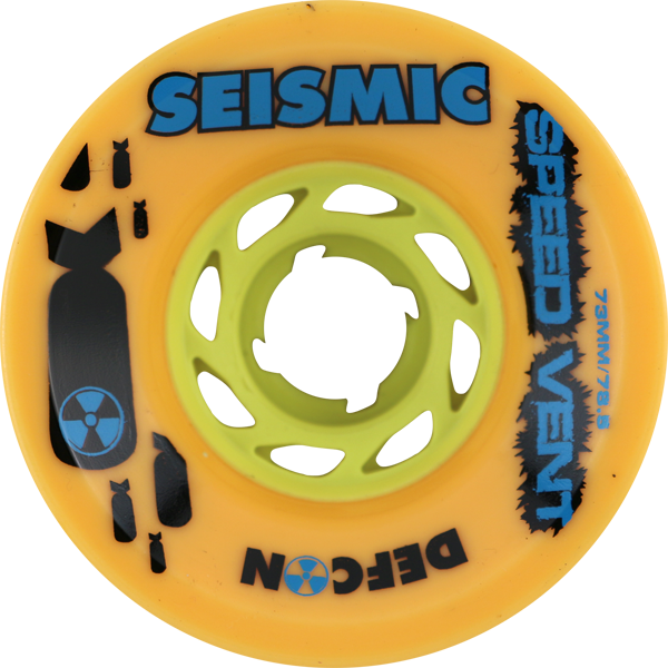 Seismic Speed Vent 73Mm 78.5A Mango Defcon