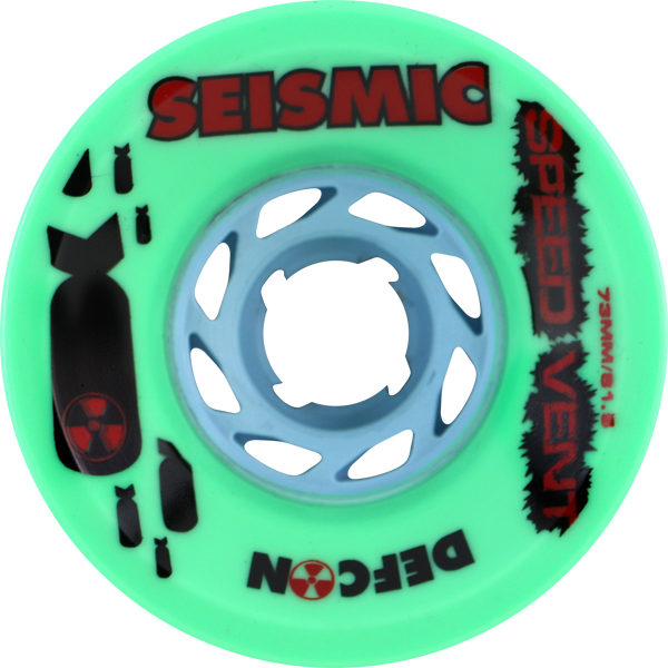 Seismic Speed Vent 73Mm 81.5A Mint Defcon