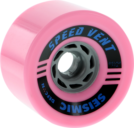 Seismic Speed Vent 85Mm 77A Bubblegum Defcon