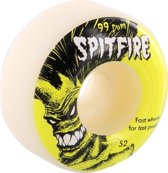 Sf Fast Wheels Fast People 52Mm Wht