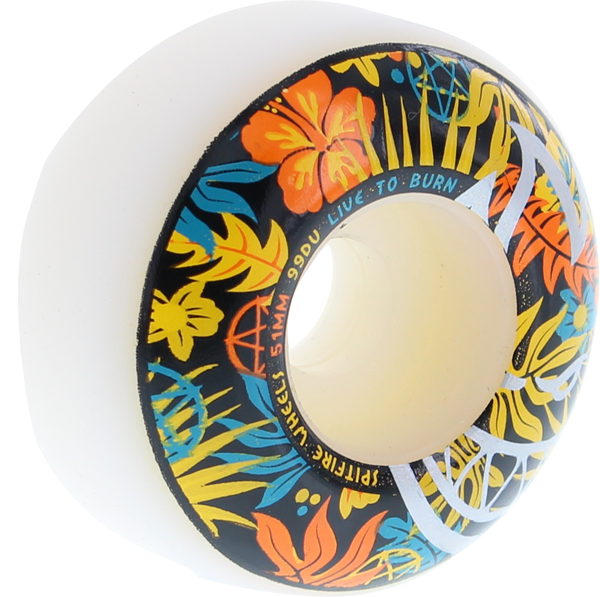 Sf Bighead Hawaiian 51Mm White