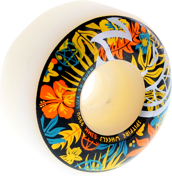 Sf Bighead Hawaiian 53Mm White