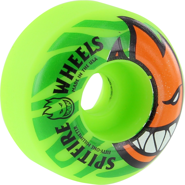 Sf Bighead Tonal Pop 51Mm Neon Green/Org