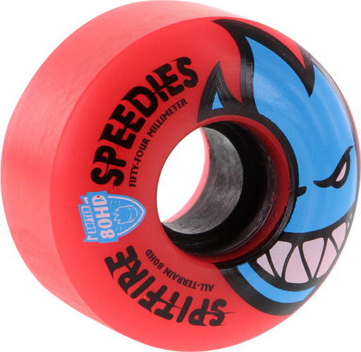 Sf 80Hd Bighead Speedies Red Hot 54Mm Red/Blu