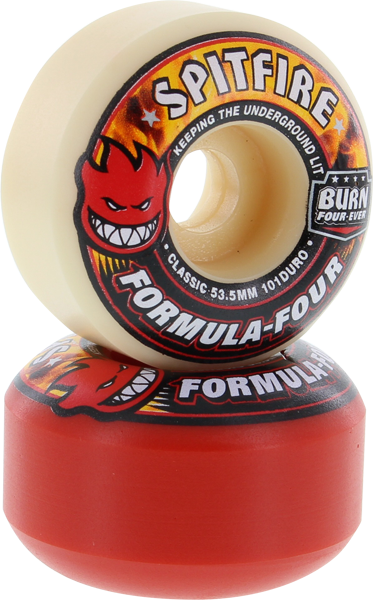 Sf Formula 4 101A Ktul 53.5Mm 3:Wht/1:Red