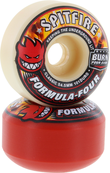 Sf Formula 4 101A Ktul 54.5Mm 3:Wht/1:Red
