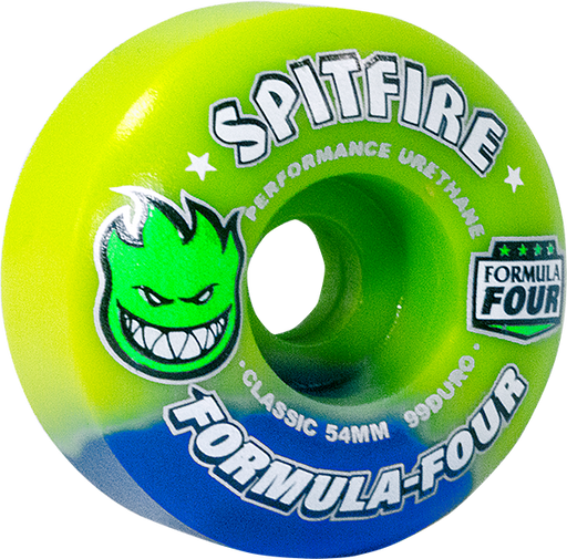 Sf Formula 4 99A Classic 54Mm Neuro Lime/Blu Swrl