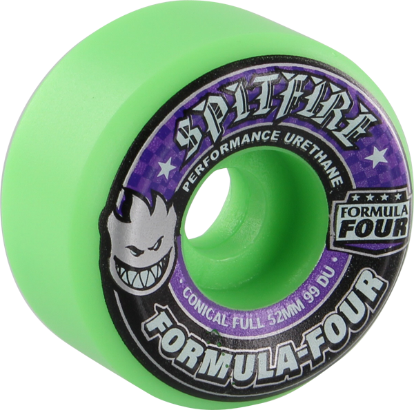 Sf Formula 4 99A Conical Full 52Mm Hot Green