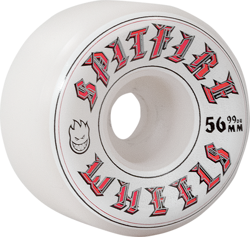 Sf Old English 56Mm White