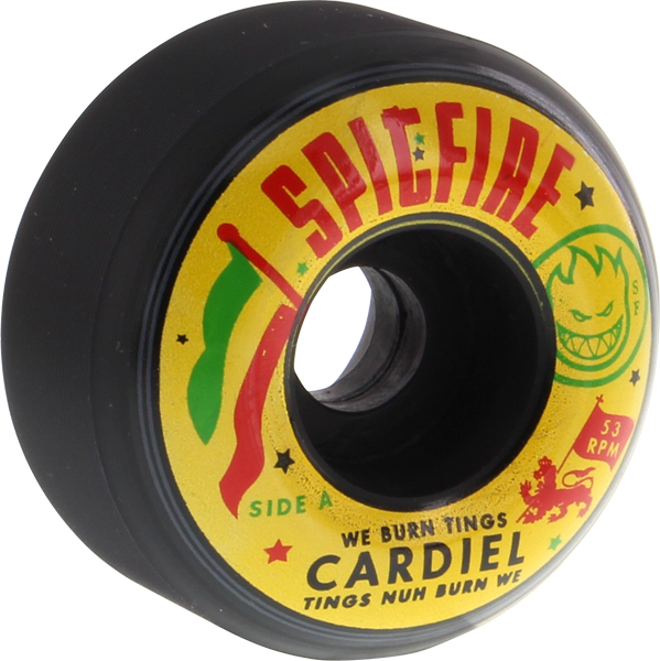 Sf Cardiel We Burn Things 53Mm Black