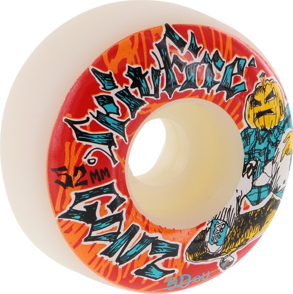Sf Gonz Kriminal 52Mm White