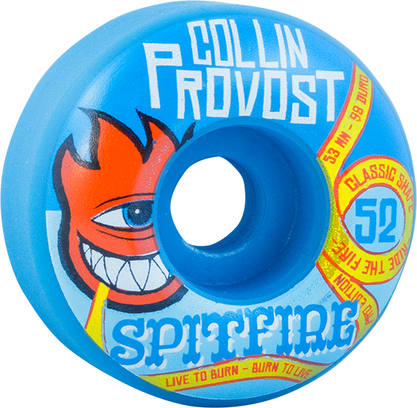 Sf Provost Sect Bighead 52Mm Blue