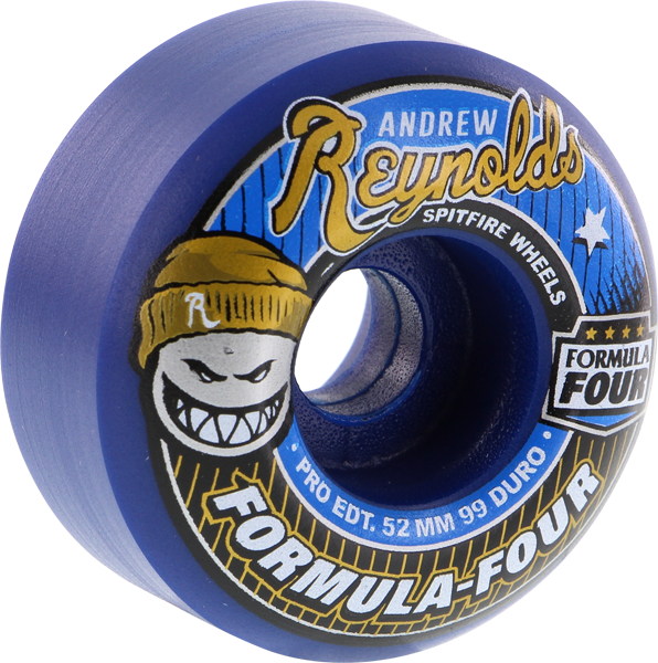 Sf Reynolds Formula Four 52Mm 99D Royal Blue