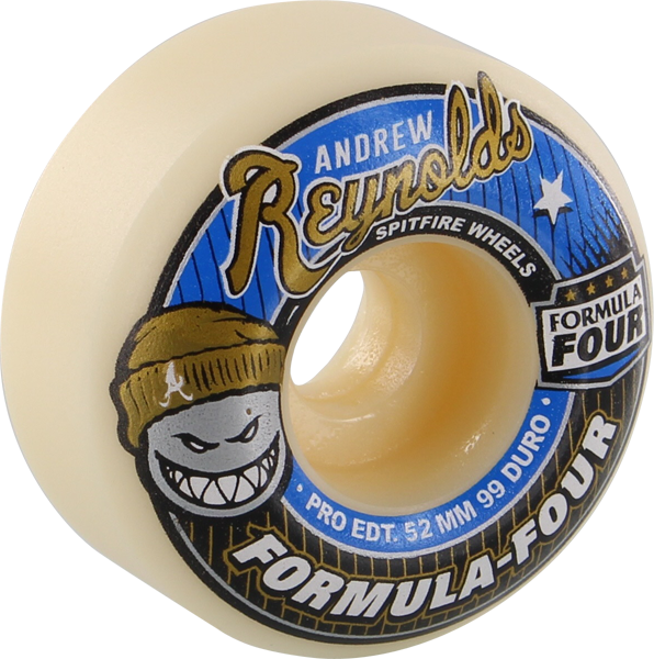 Sf Reynolds Formula Four 52Mm 99D White