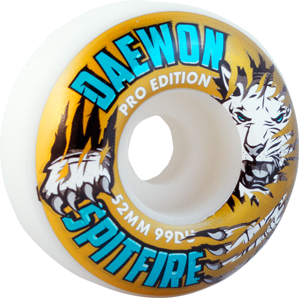 Sf Song Tiger Style 52Mm White