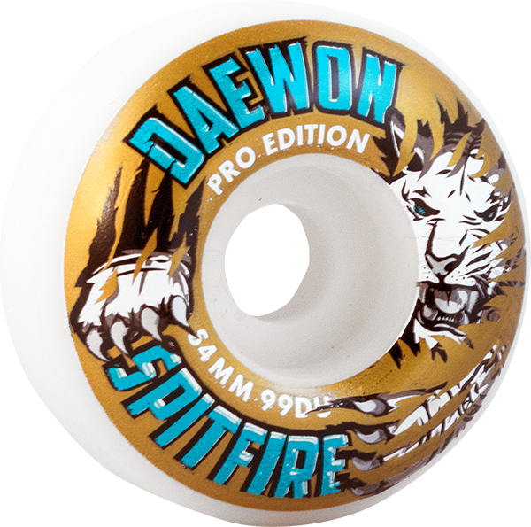 Sf Song Tiger Style 54Mm White