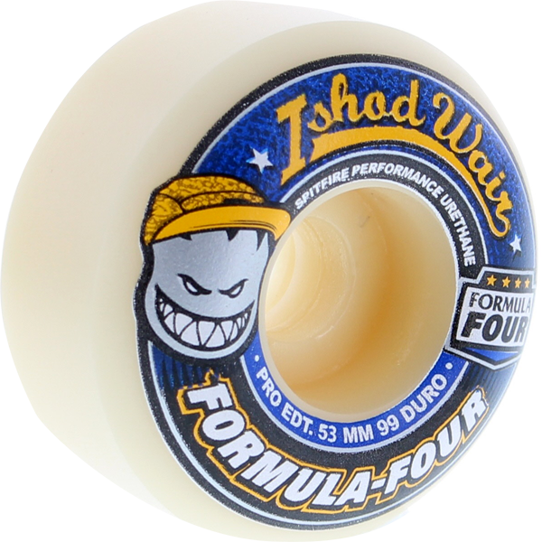 Sf Wair Formula Four 53Mm 99D White