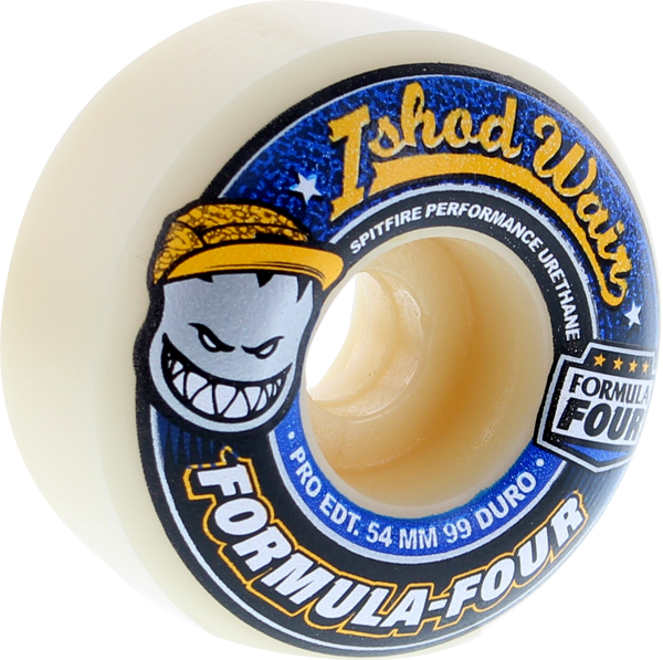 Sf Wair Formula Four 54Mm 99D White