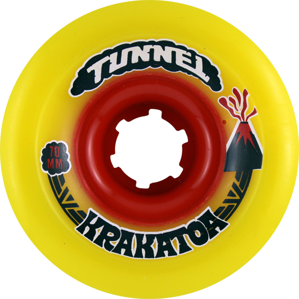 Tunnel Krakatoa Slide 70Mm 84A Yellow