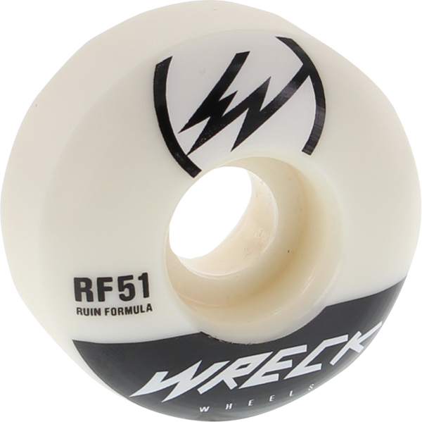 Wreck W1 51Mm 101A Wht/Blk