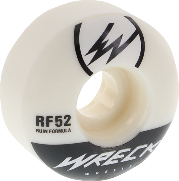 Wreck W1 52Mm 101A Wht/Blk