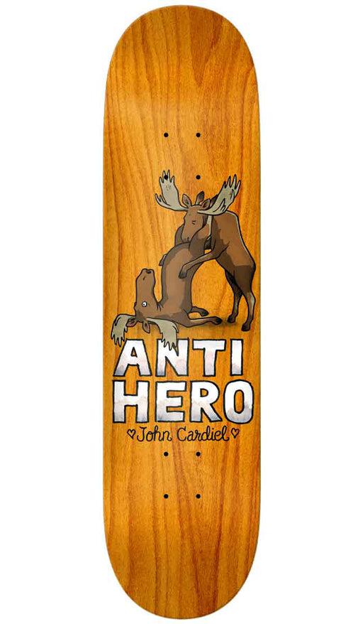 Anti Hero Cardiel Lovers II Deck Assorted Stained 8.25