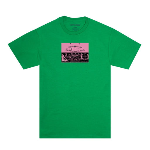 FA Belief Tee - Irish Green