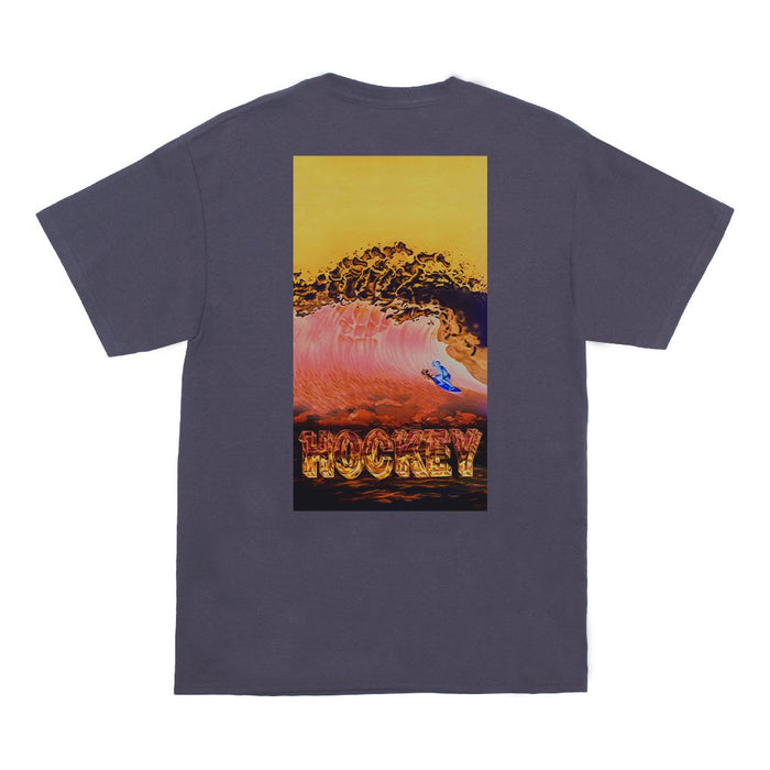 FA Silver Surfer Tee - Charcoal