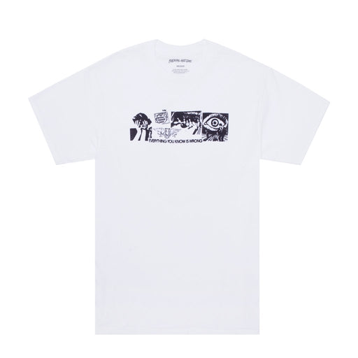 FA Everything You Know Tee - White