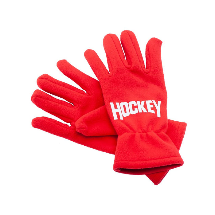 FA Hockey Gloves - Red