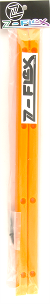 Z-Flex Skateboard Side Rail Orange