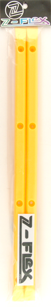 Z-Flex Skateboard Side Rail Yellow