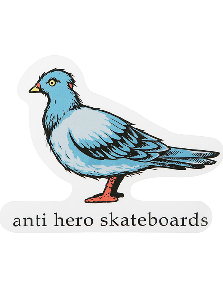 Ah Todd Francis Pigeon Decal
