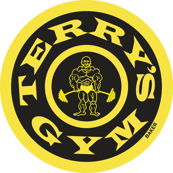Baker Terry's Gym Decal Single